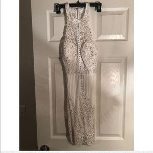 White Holt Miami Dress